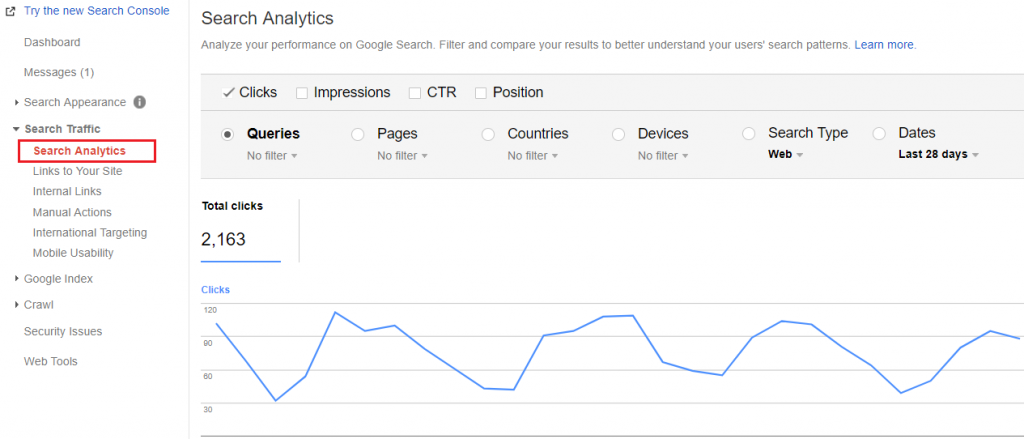 Shopify SEO - How To Use Google Webmaster ( Search Console