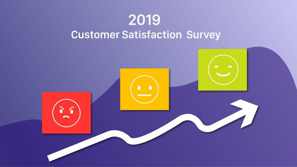 You Talked – We Listened! 2019 Customer Satisfaction Survey